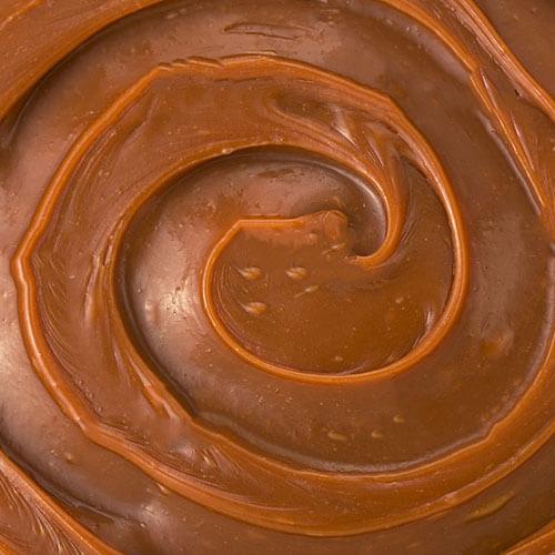 Caramel Sauce Texture